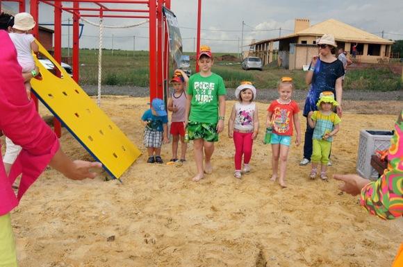 Юные жители Озерного будут ходить в собственный детский садик.