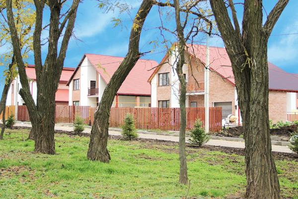 В поселке Изумрудном можно строиться и жить без риска.