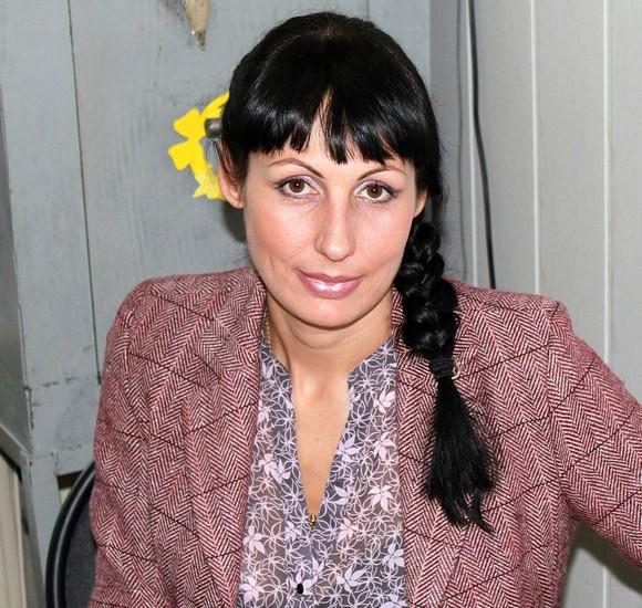Анна Глунчадзе.