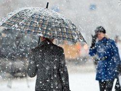 Снег в Ростове - это серьезно.