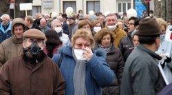 Ростовчане против строительства завода по сжиганию илового осадка.