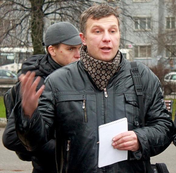 Николай Гетманцев.