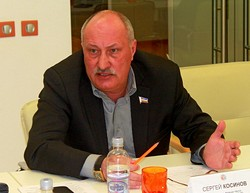 Сергей Косинов.