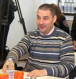 Алексей Синельников.
