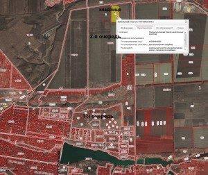 Новое кладбище планировали открыть на землях микрорайона «Платовский».