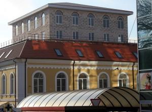 Дом Максимова.