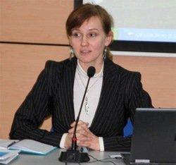 Мария Гаврикова.