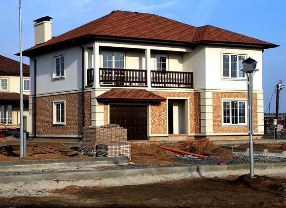 Большой дом с большим земельным участком - большое преимущество!