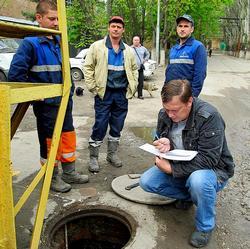 Ростовский водоканал не шутит.