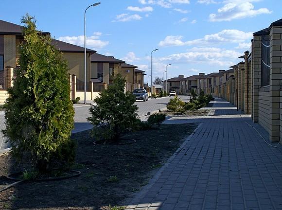 Улица Ростовская.