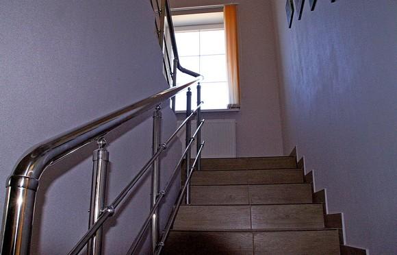Путь на второй этаж