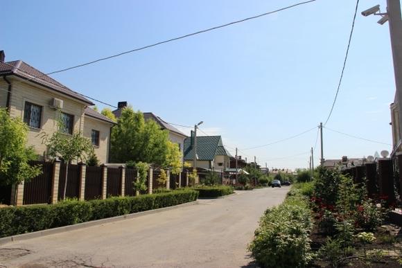 Поселок Янтарный.