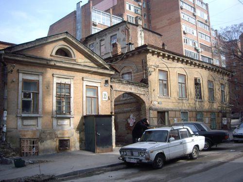 Точечные застройки губят старейший район Ростова - Солдатскую слободу.