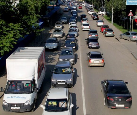 На набережной Ростова в принципе нет места для нового транспорта.