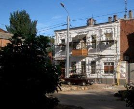 В историческом центре Ростова.