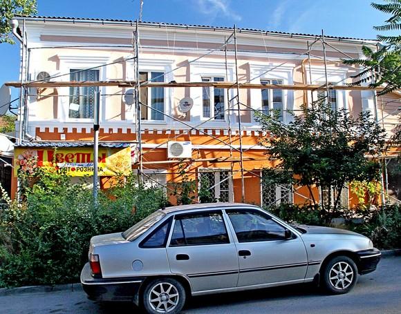 Дом Дутикова.