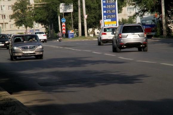 Дорога на Военвед.