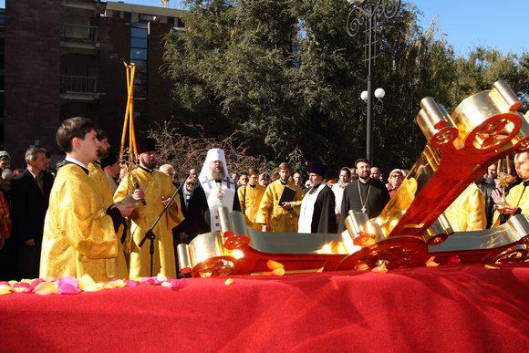 Священнослужители при исполнении.