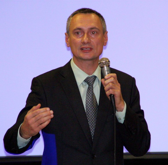 Владимир Горелкин.