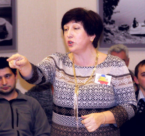 Людмила Киселева.