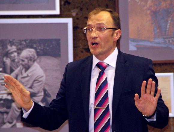 Вячеслав Пышко.
