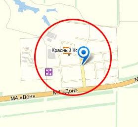 Красный Колос в Ростовской области.