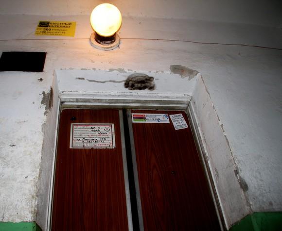 Смертельно опасный лифт.