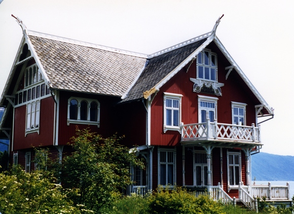 Стиль дракона импонирует норвежцам.