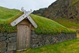 Дома викингов: история и современность.