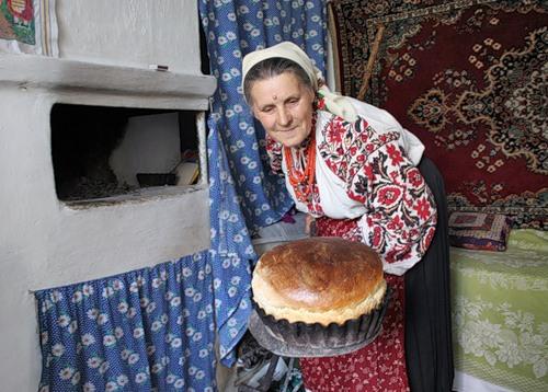 Одна из старейших систем вентиляции - русская печь.