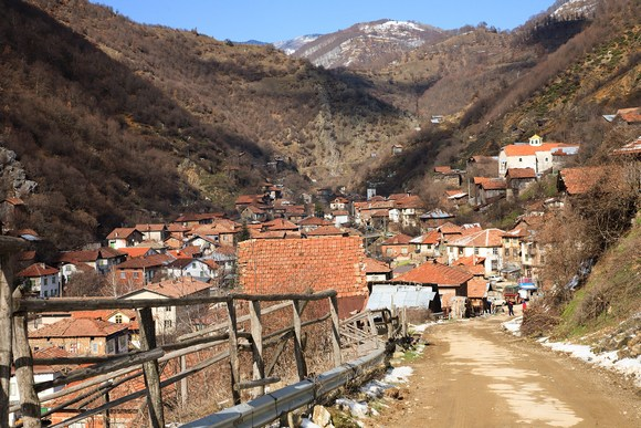 Село в Болгарии.