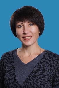 Ирина Давиденко.