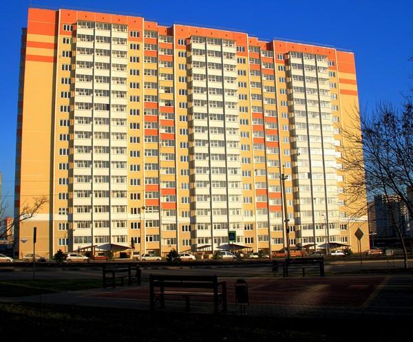 Суворовский район: квартиры для военных.
