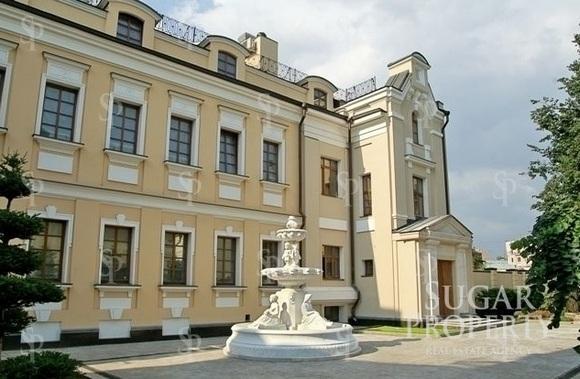 Элитная недвижимость в Москве.