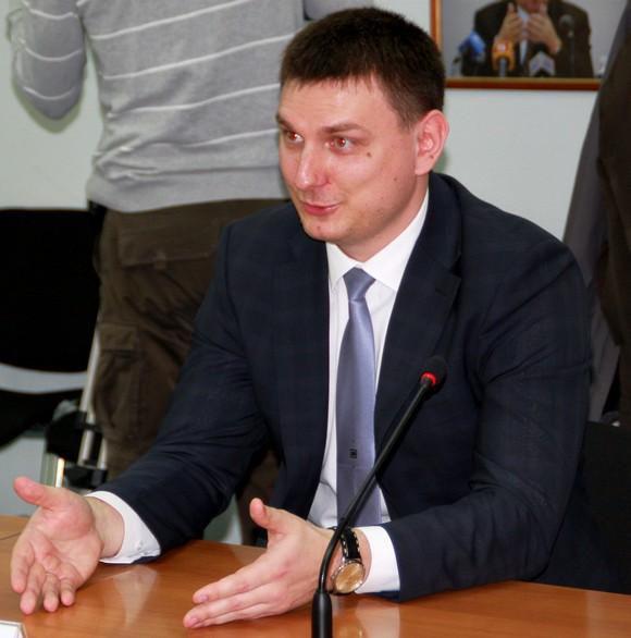 Роман Назаренко.