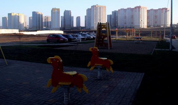 Суворовский район в Ростове.