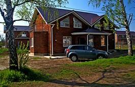Дом в Березовой роще.