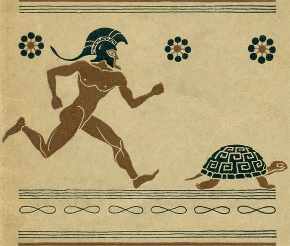 Ахиллес и черепаха.