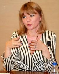 Оксана Григорьева.