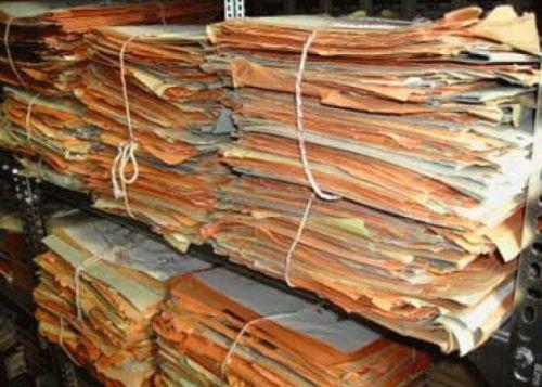 ГЖИ рылась в пыли архивов.