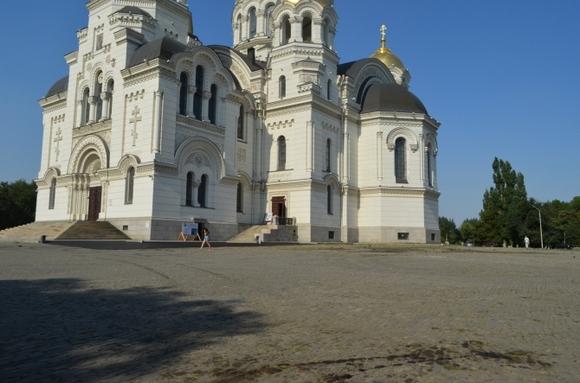 Вознесенский кафедральный собор в Новочеркасске.