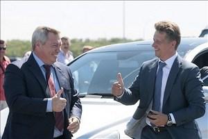 Голубев и Соколов.