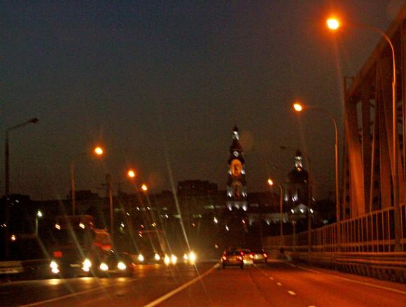 Западный мост на Левый берег Дона.