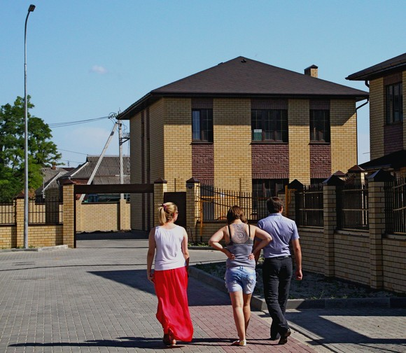 Коттеджный поселок «Донской» является самым известным детищем ИНПК «Девелопмент».