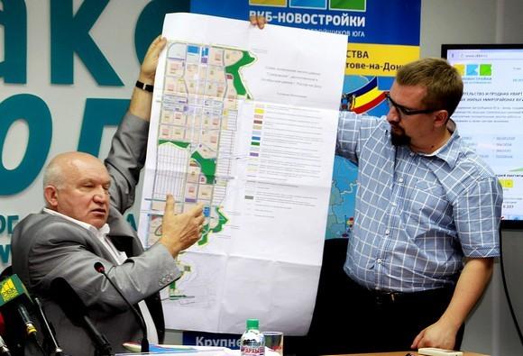 По словам руководителя ОАО «Ростовское» Николая Бритвина, с их ценами на жилье вынуждены считаться и другие застройщики Ростова.