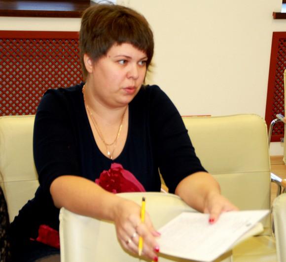 Анастасия Андреева.