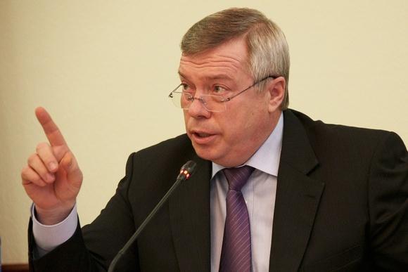Василий Голубев.