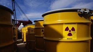 Хранилище радиоактивных отходов в Больших Салах.