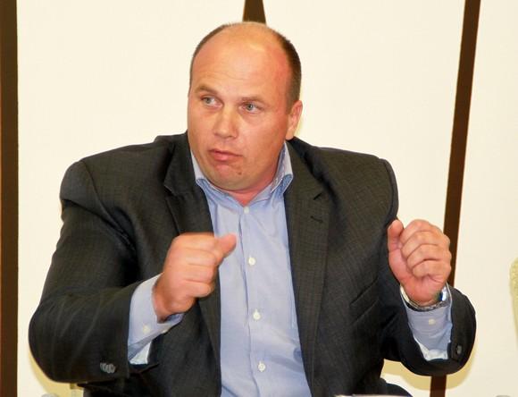 Роман Мильченко.