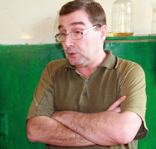 Геннадий Шерстнев